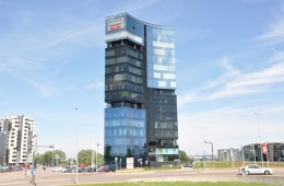Rocc al Mare  business center  (Tallinn, Estonia)